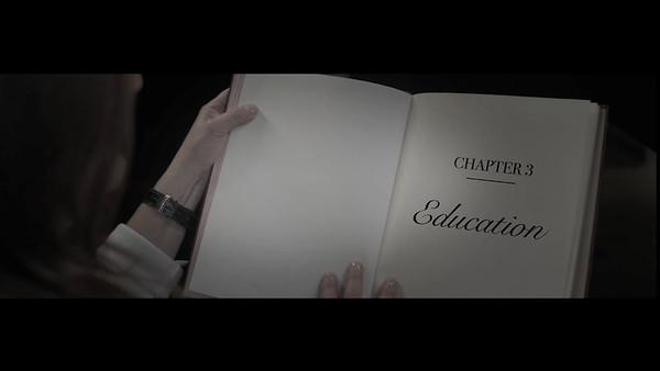 Danna Azrieli - Education
