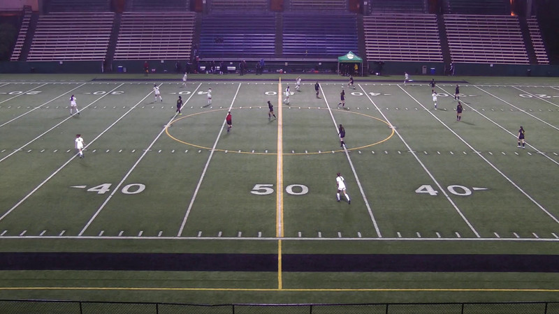 20151113 Girls Soccer Seattle Prep vs BBHS 3A State Quarterfinals 1st Half 00