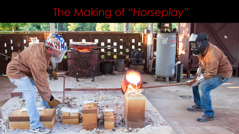 """The Making of """"Horseplay"""""""