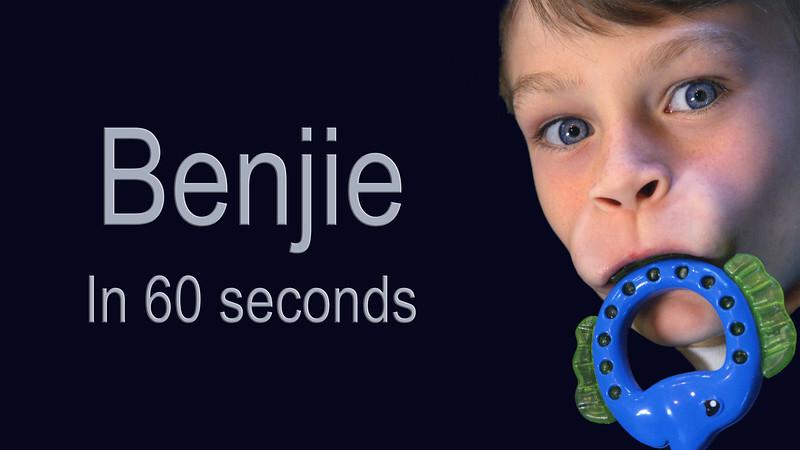 Benjie - In 60 Seconds