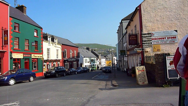 Dingle and the Dingle Peninsula Tour.