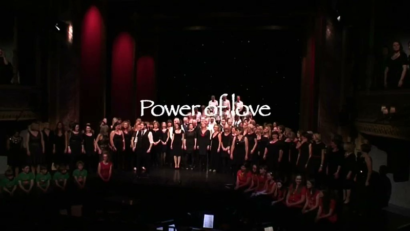 EveryVoice at Christmas 'The Power of Love'