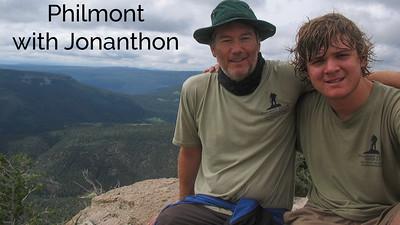 Philmont with Jonathon