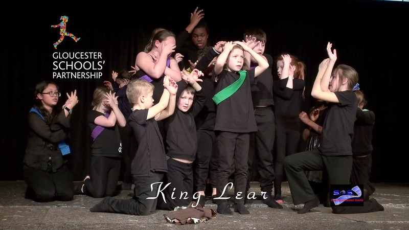 GSP King Lear Promo