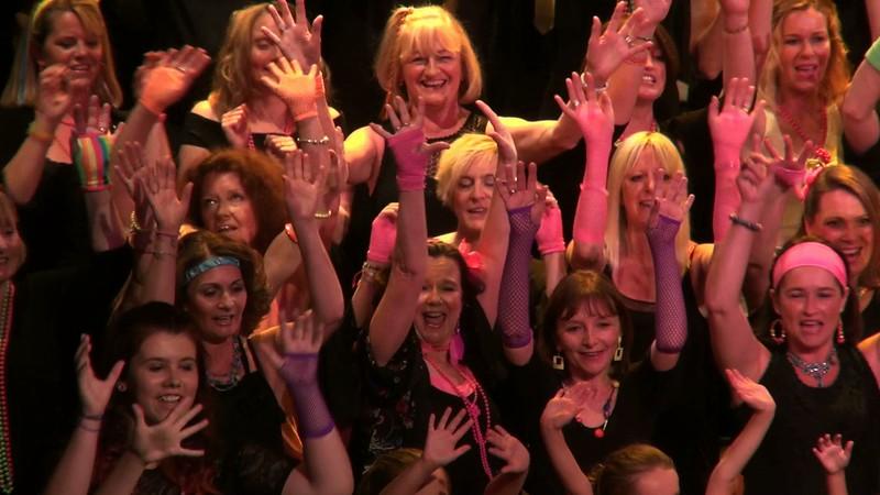 EveryVoice Community Choir 'Guilty Pleasures'