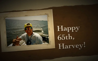 Happy Birthday Harvey