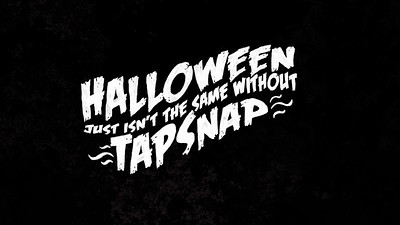 Halloween with TapSnap