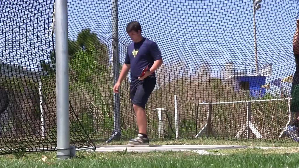 HT Track 2013 Throws