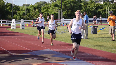 HT Track 2012 Distance