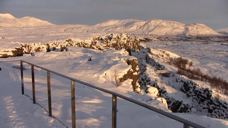 Iceland Pingvellir National Park