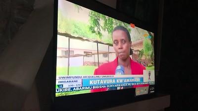 2020 Rwanda National TV Interview