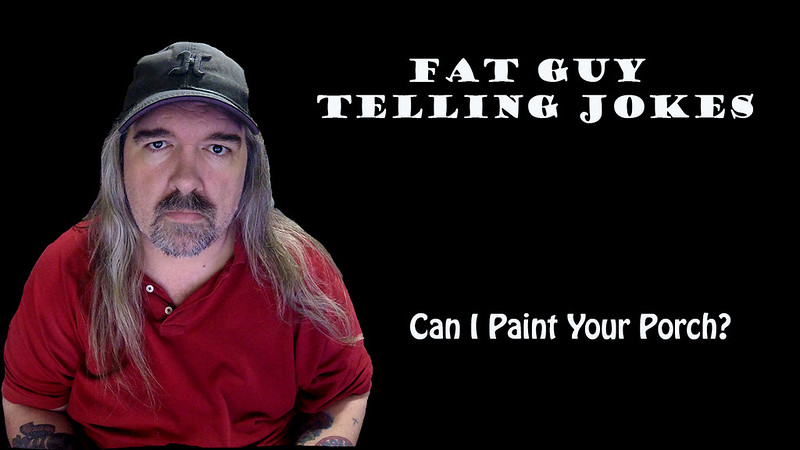 007 - Can I Paint Your Porch?