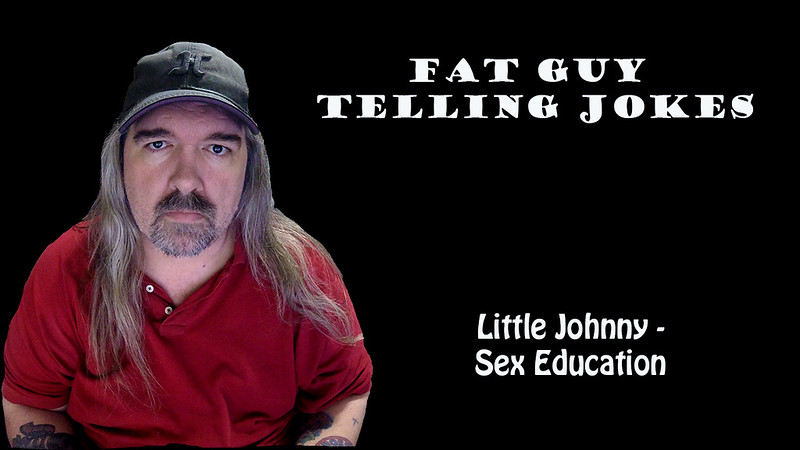 014 - Little Johnny In Sex Education