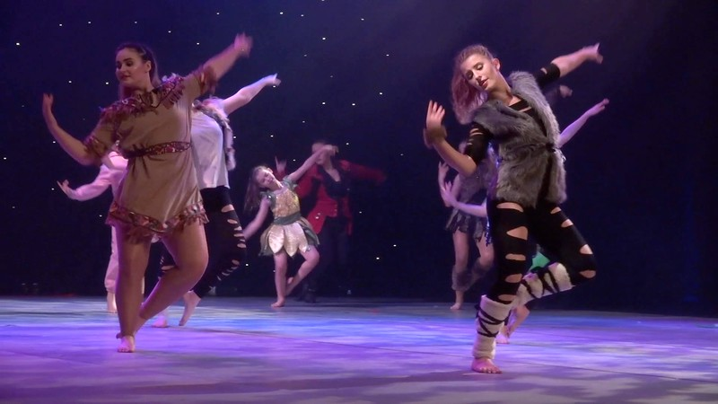 Julie Scott Academy 'Peter Pan'