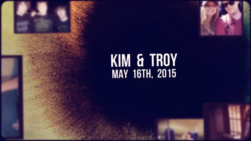 Kim & Troy Same Day- May 16, 2015 Licensed