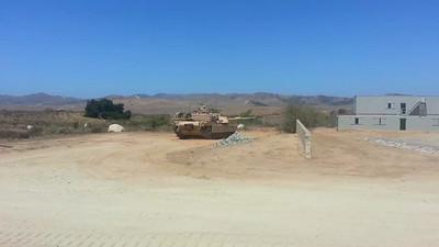 USMC M1A1 Abrams