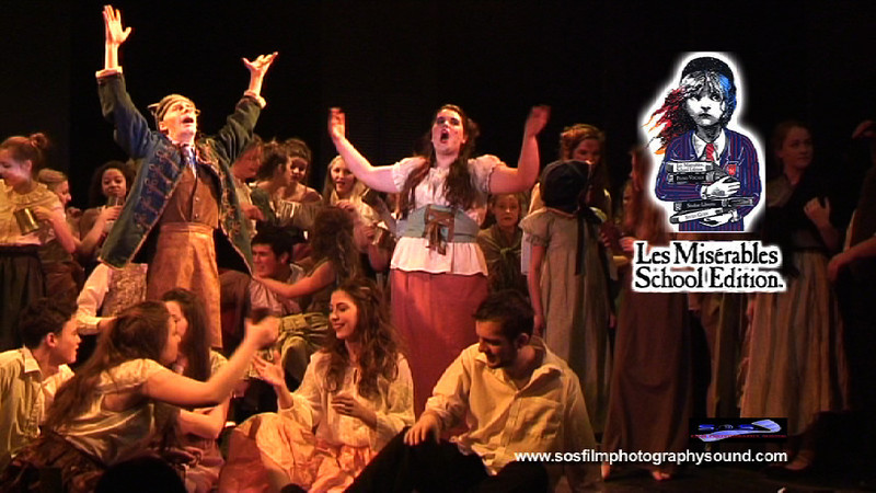 Les Miserables Theatre Studios Productions