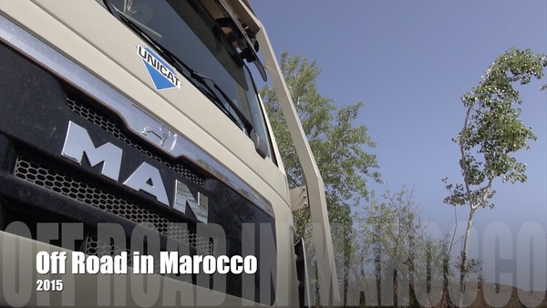 Off Road in Marocco con Hungrywheels.com - MAN4x4