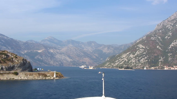 Part 5 - Bay of Kotor, Corfu, and Olympia