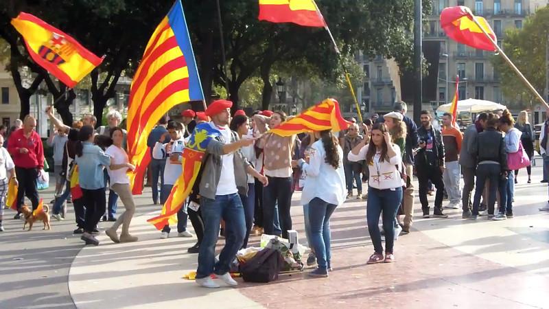 Columbus Day, Barcelona