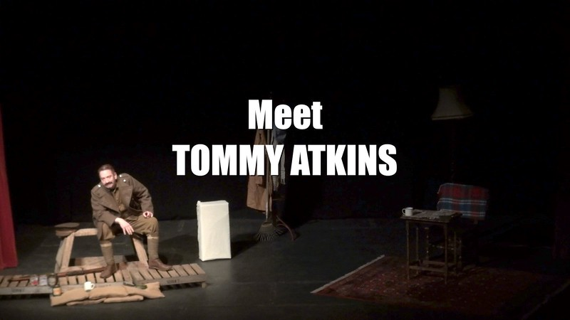 Meet Tommy Atkins Promo