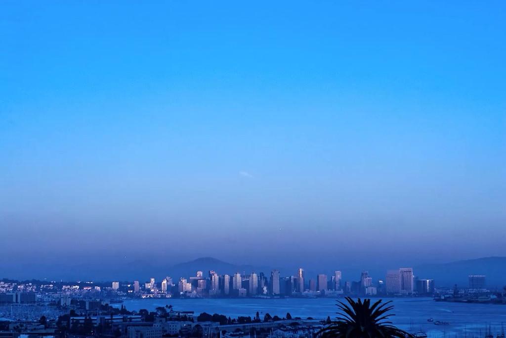 Super Moon Eclipse over San Diego!