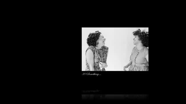 Monique&Monee 30 Something - AVI video