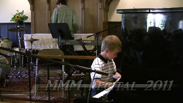 2011 MMM recital