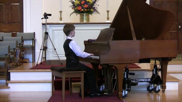 2014 Peter music spring recital June 14