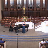 Maurene Comey singing Aaron Copland - William & Mary - Event Videography