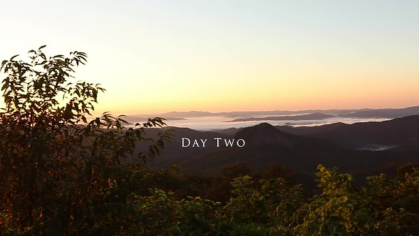 A weekend trip to the Blue Ridge Parkway in North Carolina with a few stops in Tennessee and Virginia.