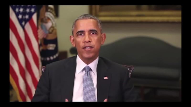 Obama dubbed