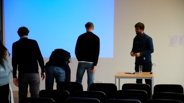 14 Feb 2020 Boris at Hamburg International School - PART 16