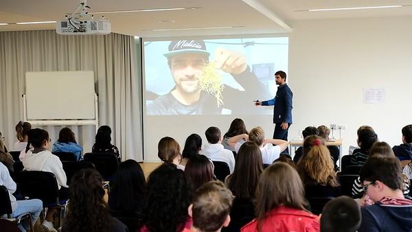 14 Feb 2020 Boris at Hamburg International School - PART 12