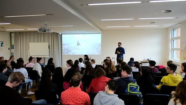 14 Feb 2020 Boris at Hamburg International School - PART 15
