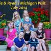 Katie & Ryan's Michigan Visit