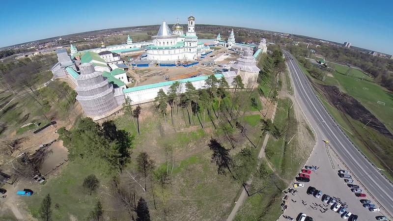 Новоиерусалимский монастырь, msq 2014