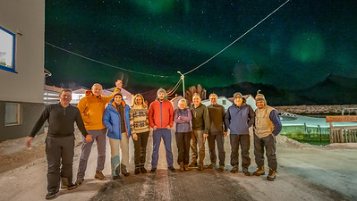 Norway Workshop Group Photos
