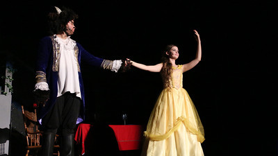 "Gray's Creek High School ""Beauty and the Beast"""