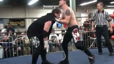 Skull & Dennis Reaper vs. Cowboy Death & Christopher Adonis vs. Kekoa & Sean Haze vs. Jimmy Dream & Adam Ugly (Tag Team Gauntlet) Part 1
