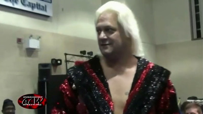 Brian Hardy with Bob Starr vs. Buddy Landel