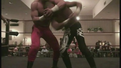 John Walters vs. Bandido Jr. Part 2