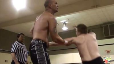 Shorty Smalls vs. Rex Sterling vs. Damien Wayne