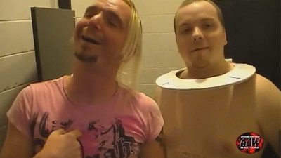 "Pretty Ugly (Jimmy Dream & Adam Ugly) ACW (Adrenaline Championship Wrestling) ""Birthright"" 9/18/2009 Promo - Annapolis, Maryland"