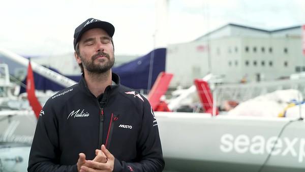 02 06 2020 - Pre Race Interview with Boris in EN
