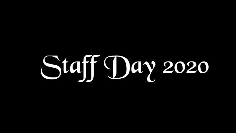 Staff Day 2020