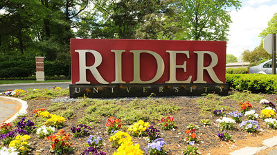 Rider University Virtual Tour introduction.