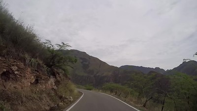 Chachapoyas to Celendín
