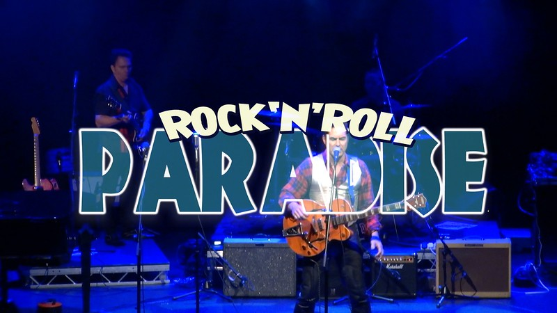 Rock 'N' Roll  Paradise Promo