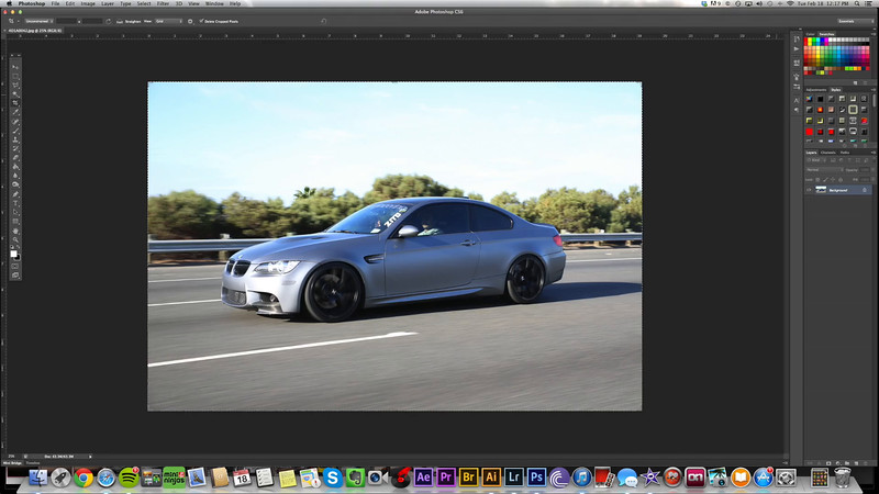 BMW Zito | Post Process TimeLapse